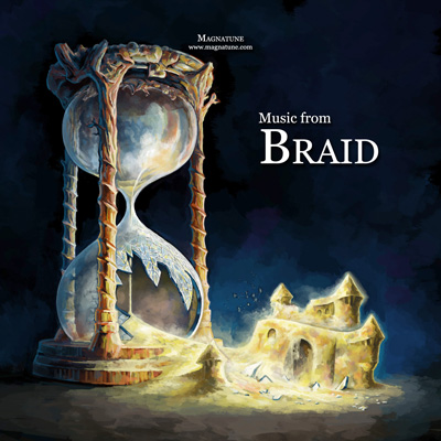 Braid OST Cover - CD